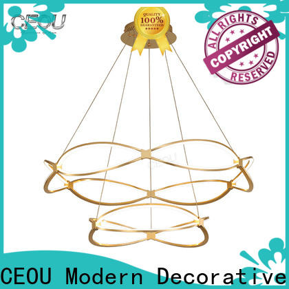 CEOU Custom kitchen pendant light fixtures for business for hotel