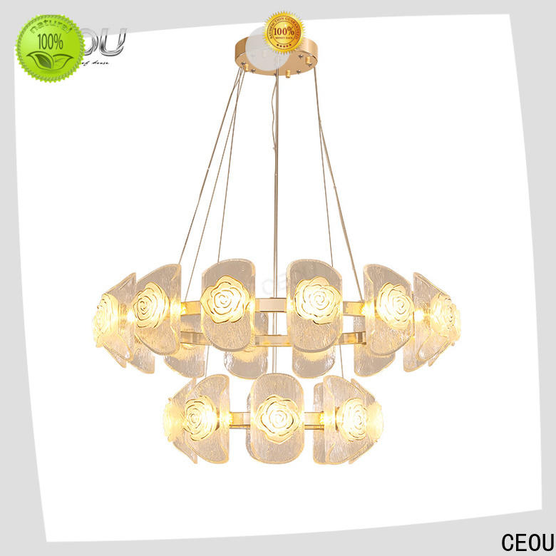 CEOU modern linear pendant Supply for dinning room