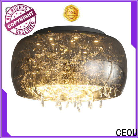 CEOU sunflower pattern ceiling lights online manufacturers for home decor