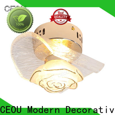 CEOU mushroom shaped wall mounted lamps Supply for aisle