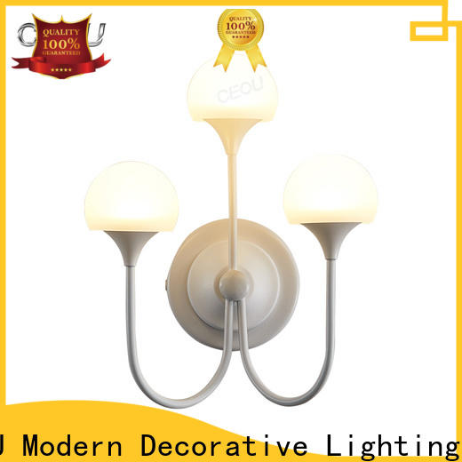 CEOU Latest bathroom wall sconces manufacturers for living room