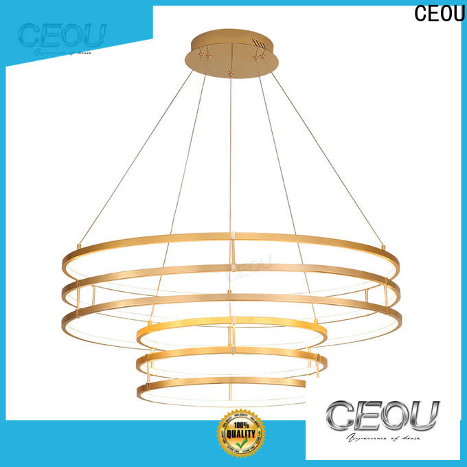 extraordinary dimmable led pendant lights gold customized for dinning room