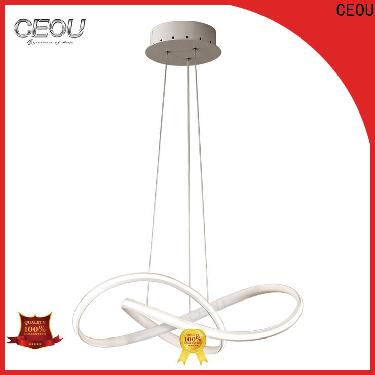 CEOU Custom hanging pendant lights company for dinning room
