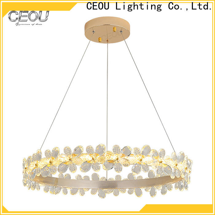 CEOU Wholesale chandeliers for sale manufacturer for living room