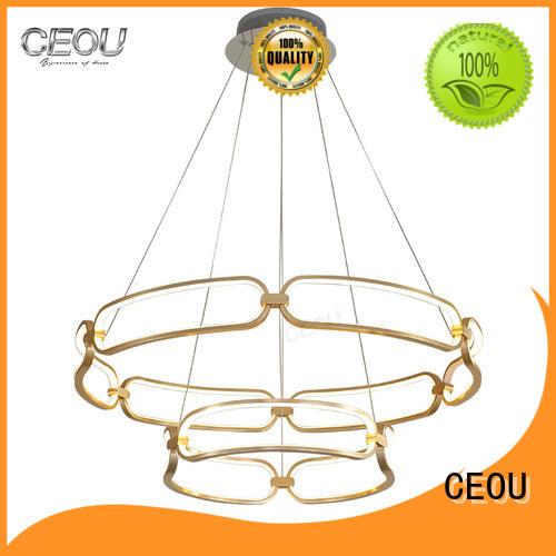 CEOU glass pendant lighting modern design manufacturers for home decor