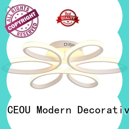CEOU creative led ceiling light fixtures supplier for living room