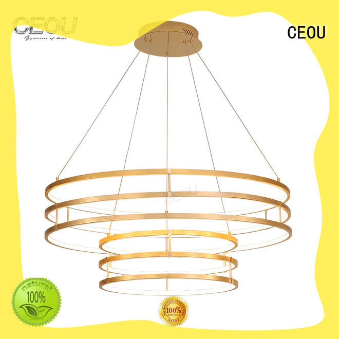 CEOU Wholesale chandelier light fixture Supply for living room