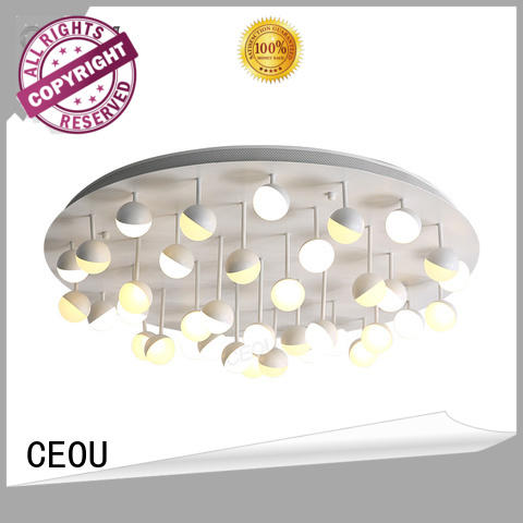 CEOU aluminum ceiling led panel light customized for hotel