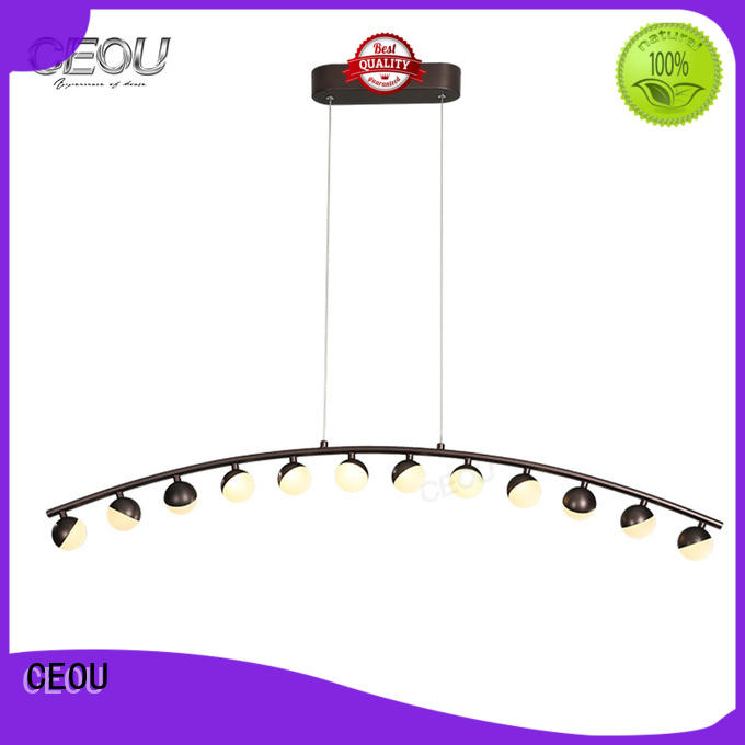 CEOU beautiful chandeliers and pendants factory for hotel