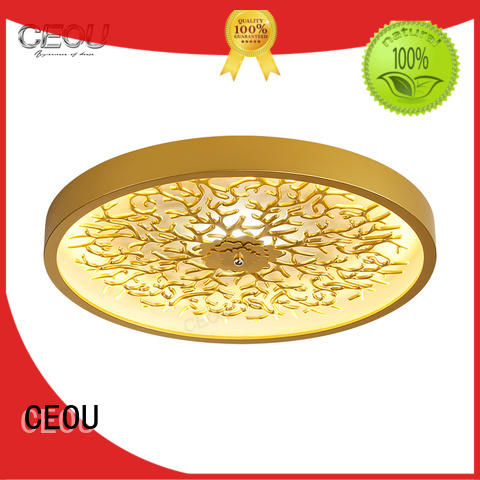 CEOU luxury modern ceiling lamps high quality for home decor