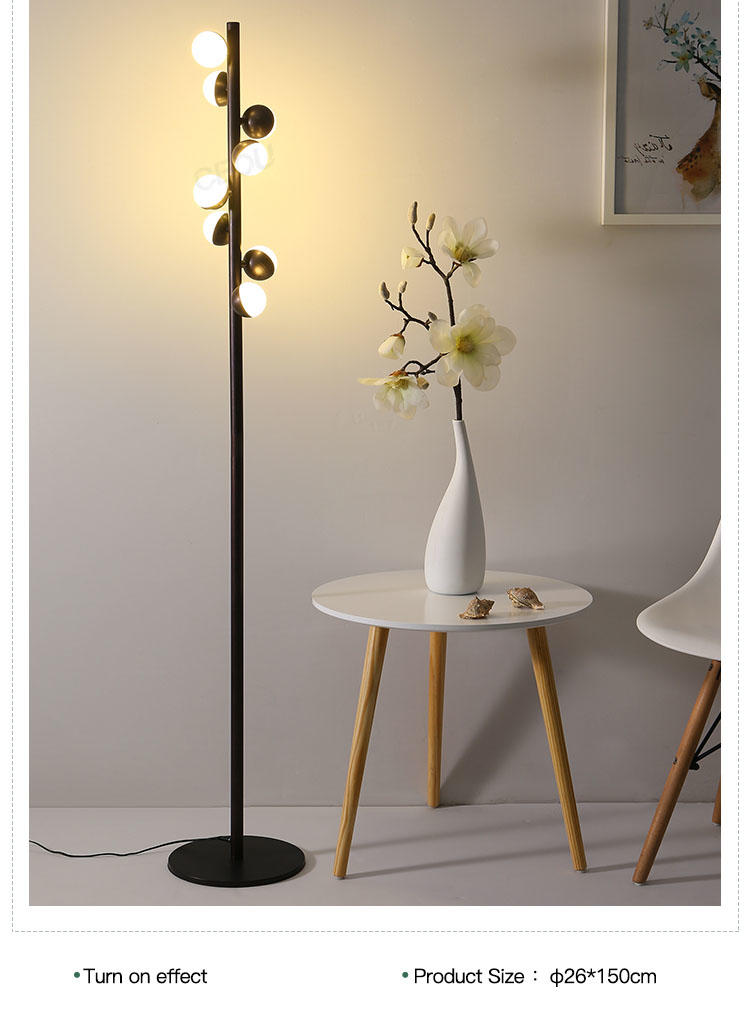 CEOU antioxidant floor standing lamps customized for hone decor-2