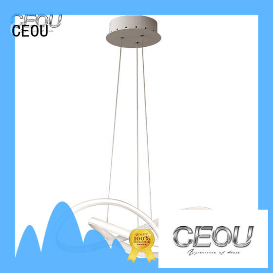 CEOU beautiful chandelier light fixture customized for dinning room