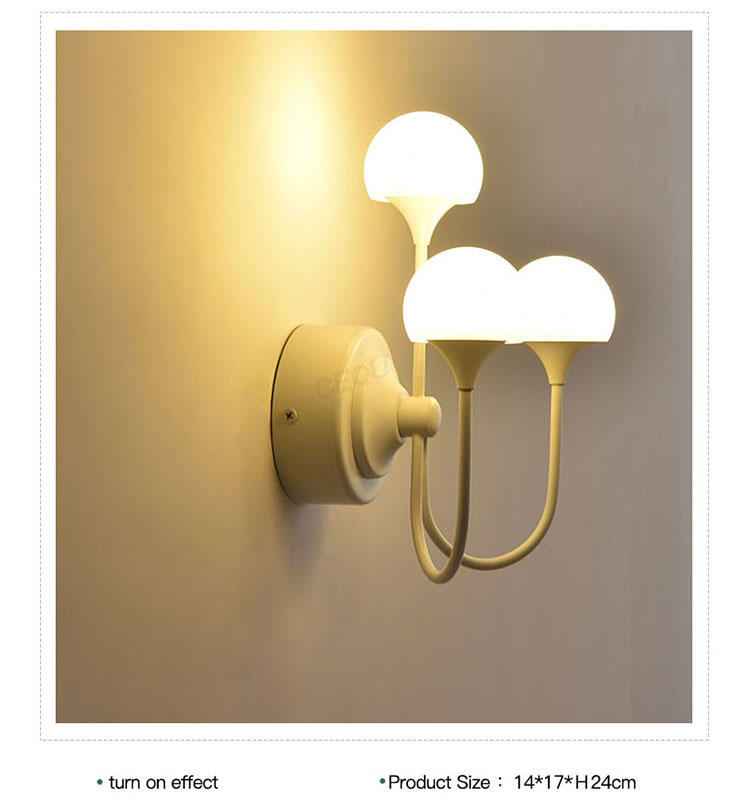 CEOU clear led wall sconce high quality for home decor-2