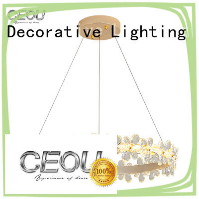 circular hanging lamps for bedroom supplier for living room CEOU