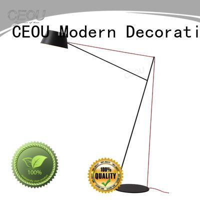 quality floor light acrylic high quality for living room