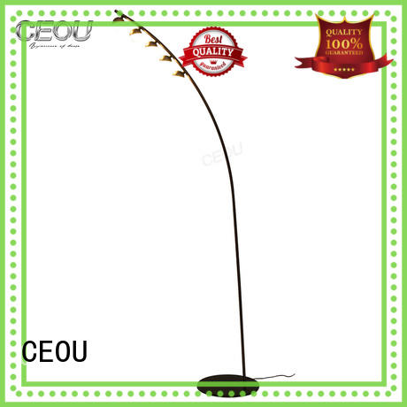 CEOU creative chandelier floor lamp customized for hotel