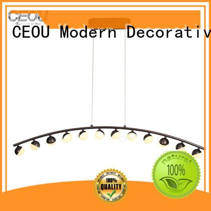CEOU simple contemporary pendant lights manufacturer for home decor