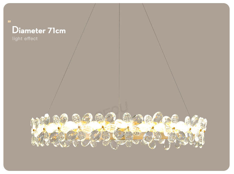 circular hanging lamps for bedroom supplier for living room CEOU-3