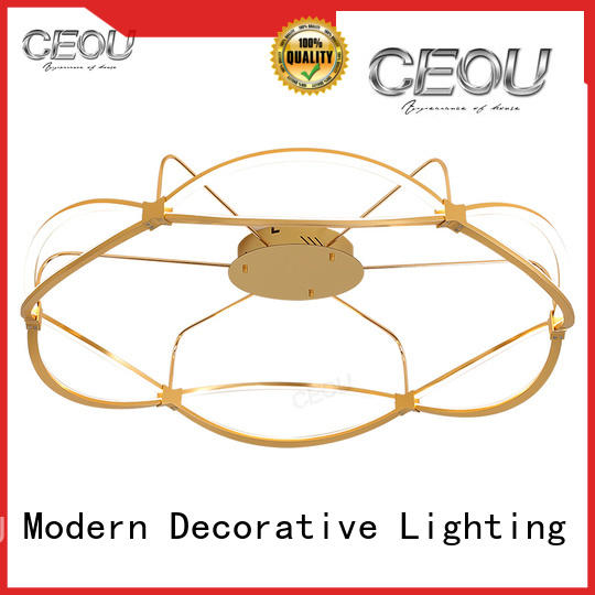 CEOU acrylic led ceiling lights online customized for home decor