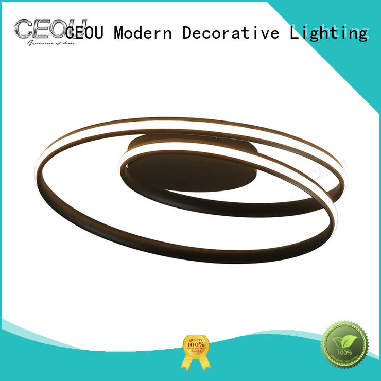 CEOU linear fancy ceiling lights supplier for living room
