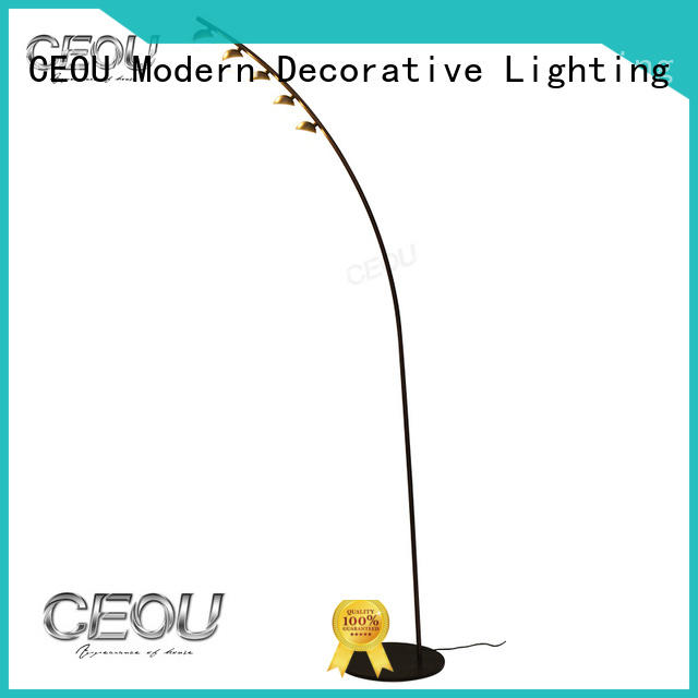 CEOU Wholesale multi light floor lamp manufacturer for hone decor