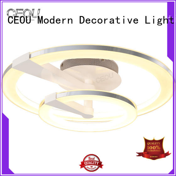 acrylic led lights for bedroom ceiling supplier for bedroom CEOU