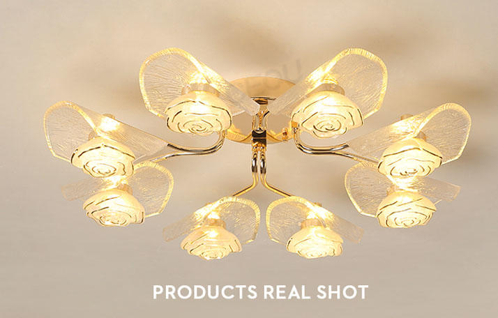 CEOU gold crystal ceiling lights manufacturer for hotel-1