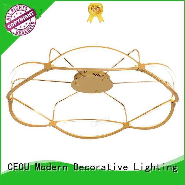 CEOU beautiful modern led ceiling lights supplier for living room
