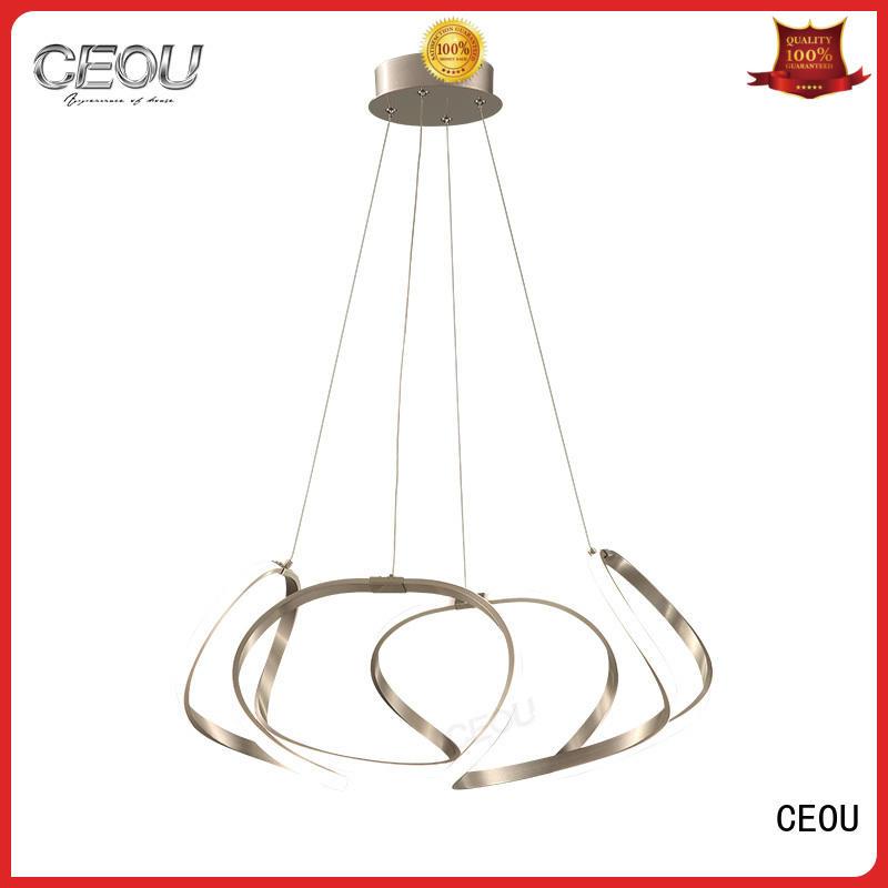 CEOU luxury modern pendant supplier for home decor