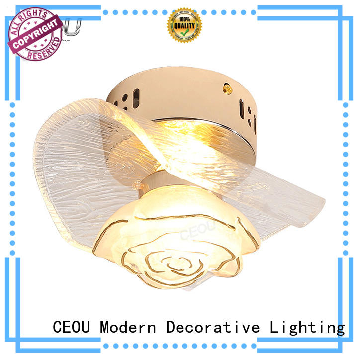 CEOU beautiful wall lamps online supplier for aisle