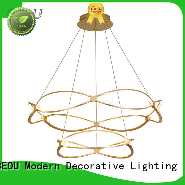 CEOU romantic glass pendant lights for kitchen amazing for living room