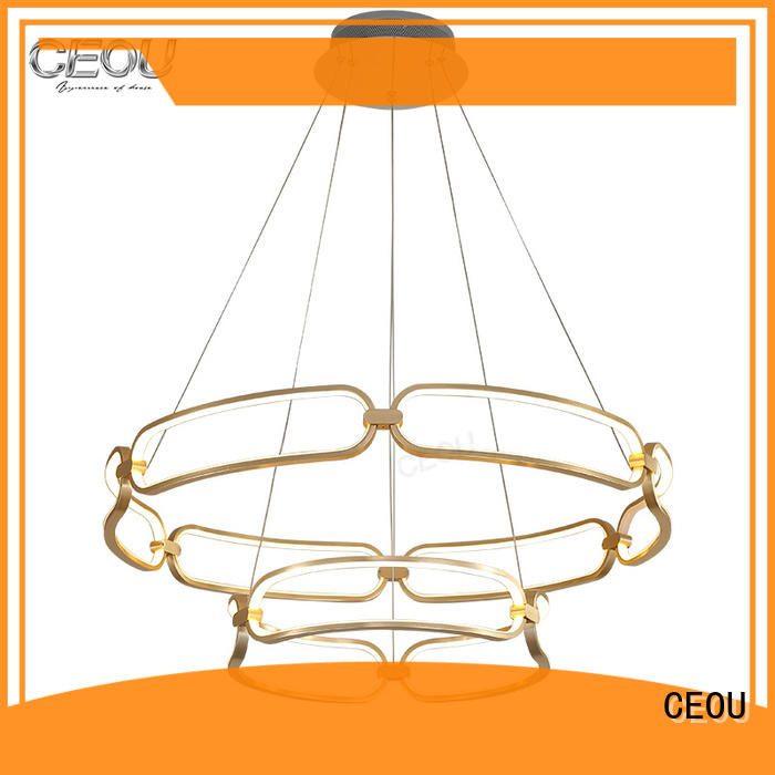CEOU Best ceiling pendant chandelier manufacturers for dinning room