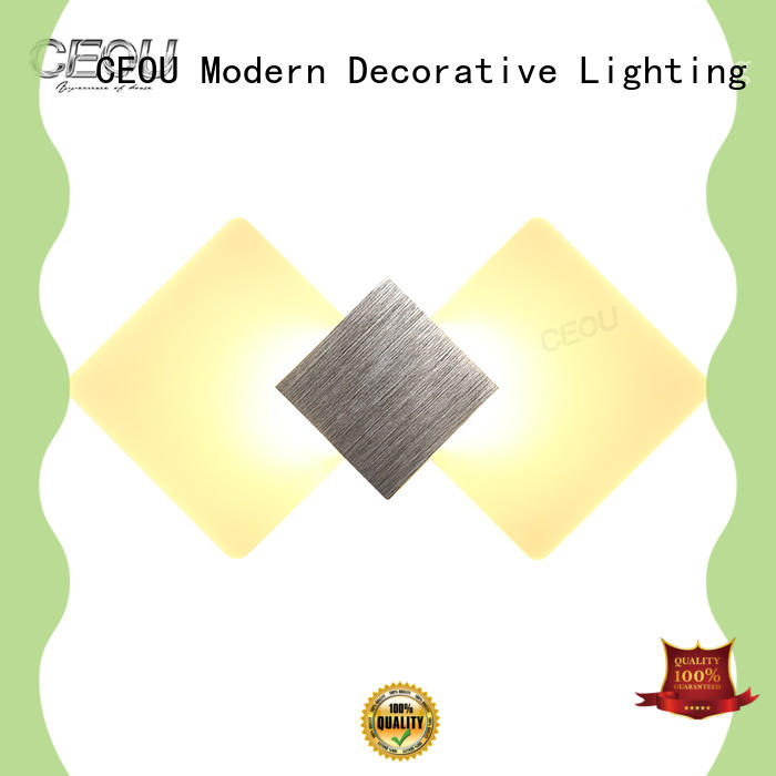 CEOU Wholesale wall mount led light supplier for home decor