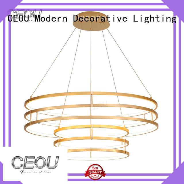 CEOU beautiful chandelier light supplier for home decor