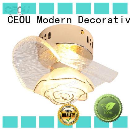 modern modern wall lamp glass manufacturer for aisle