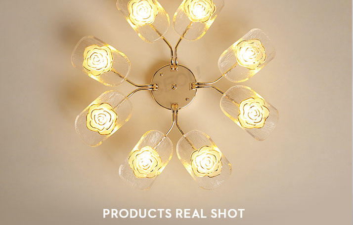 CEOU gold crystal ceiling lights manufacturer for hotel-2