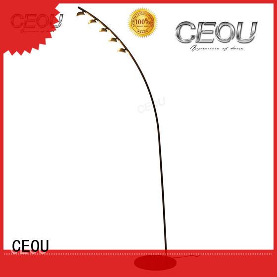 CEOU acrylic indoor floor lights factory for living room