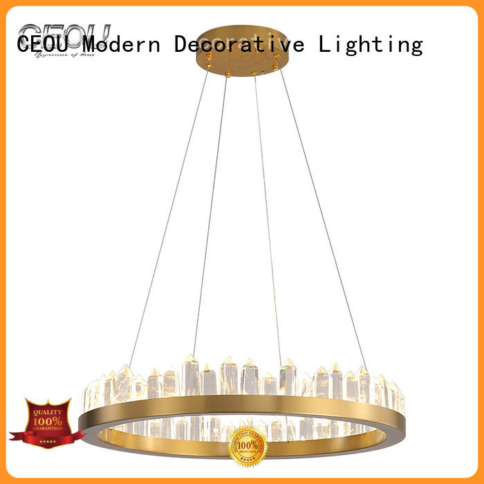 Wholesale modern pendant chandelier linear manufacturers for hotel