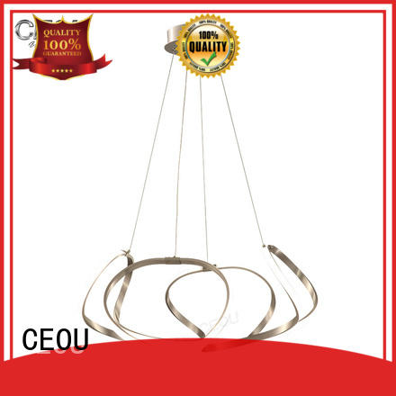 simple pendant chandelier flower shaped factory for home decor