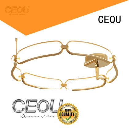 CEOU acrylic modern led ceiling lights customized for bedroom