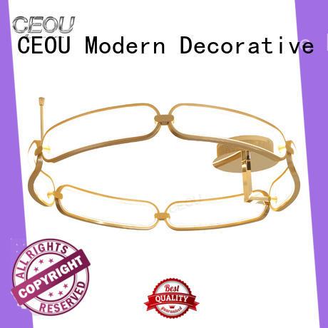 CEOU creative ceiling light design high quality for home decor