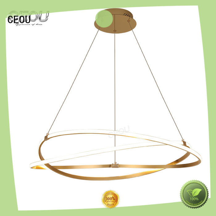 CEOU flower shaped hanging pendant lamp for hotel