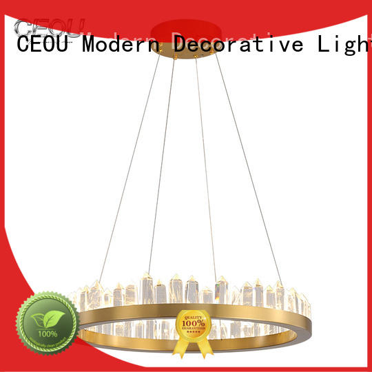 CEOU simple fancy chandelier manufacturer for living room