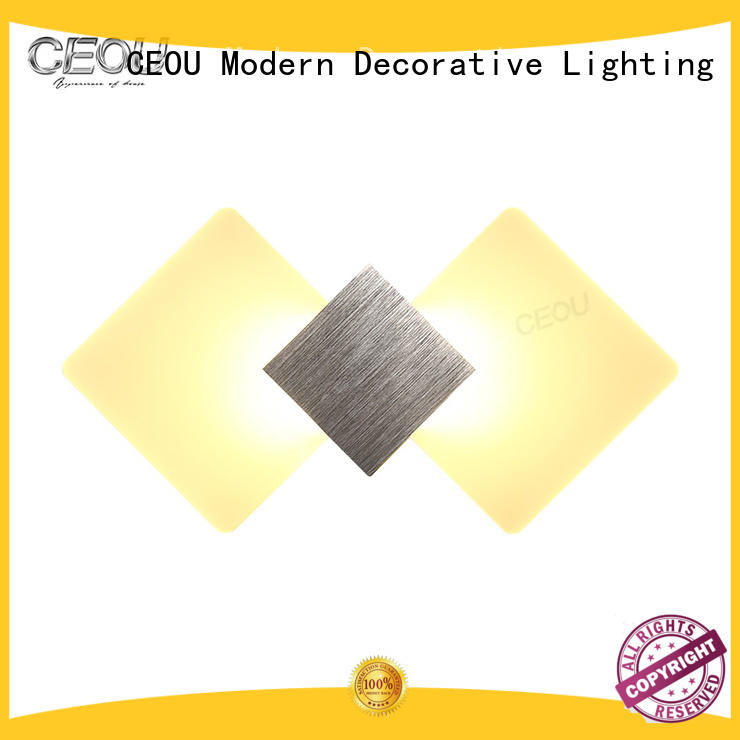 CEOU modern wall mounted lights high quality for bedroom