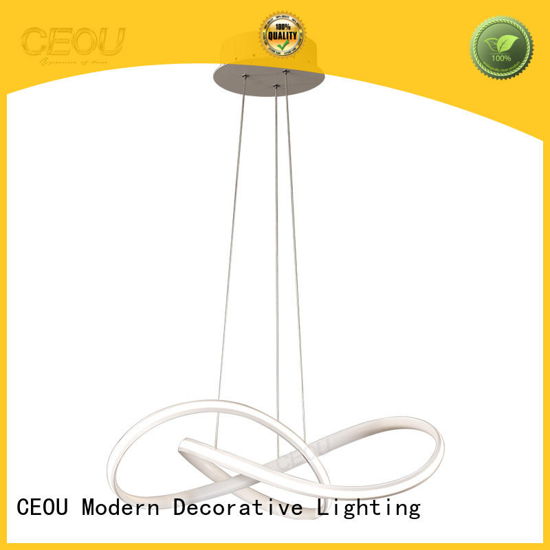 CEOU acrylic pendant lamp factory for hotel