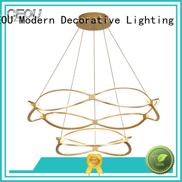 CEOU luxury hanging lamps for ceiling customized for living room