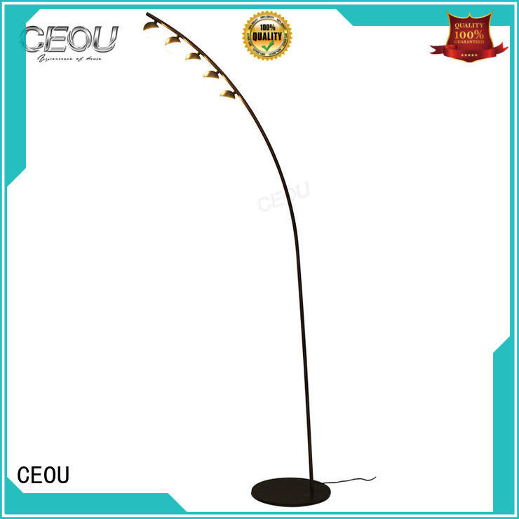 CEOU metal floor lamp price Suppliers for bedside