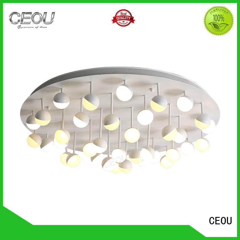 CEOU Latest led light ceiling light customized for home decor