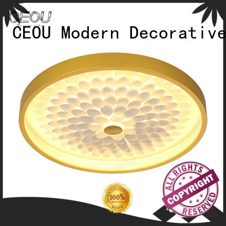 CEOU glass contemporary modern ceiling lights Suppliers for home decor