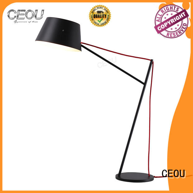 CEOU metal steel cheap table lamps Suppliers for bedroom